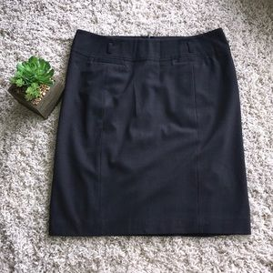 Bay Studio dark Gray pencil skirt